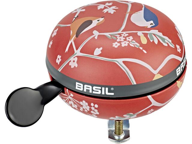 Basil Big Bell Wanderlust Ringeklokke, vintage red